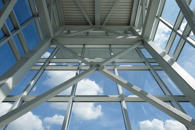 Hliníková okna