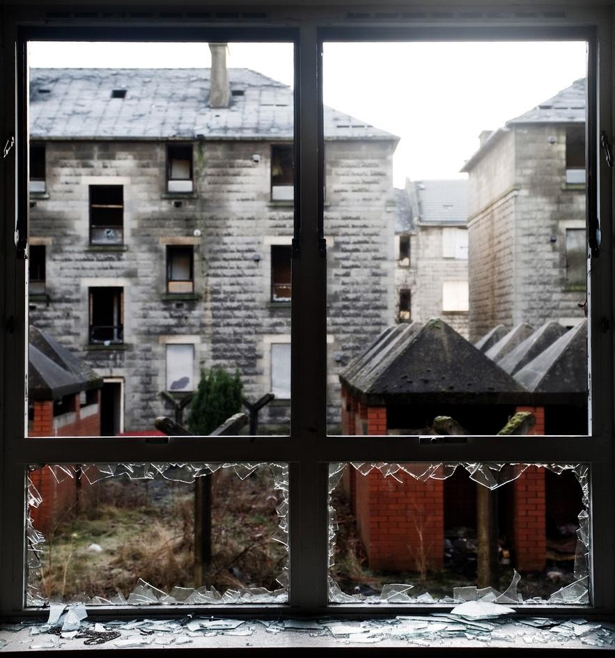 Zasklení oken